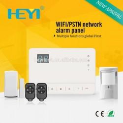 Tủ báo động Heyi HY-W5, APP điện thoại IOS,Android (báo trộm)