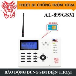 Thiết bị chống trộm TORA AL-899GSM dùng sim điện thoại