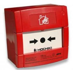 Nút nhấn khẩn cấp dạng bể kính Hochiki CCP-W