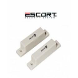 Cảm biến cửa từ gỗ có dây ESC-3102B
