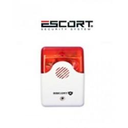 Còi báo động không dây kết hợp đèn ESC-W209