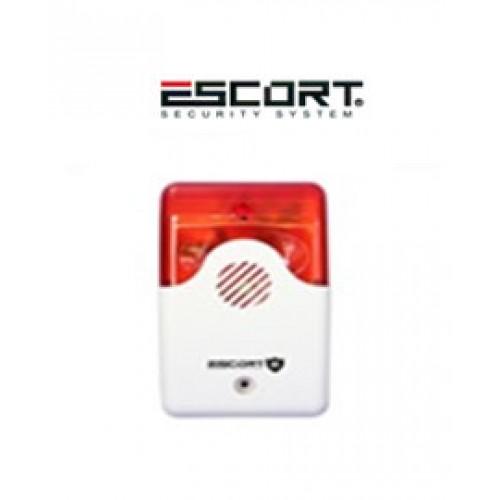Còi báo động không dây kết hợp đèn ESC-W209, đại lý, phân phối,mua bán, lắp đặt giá rẻ
