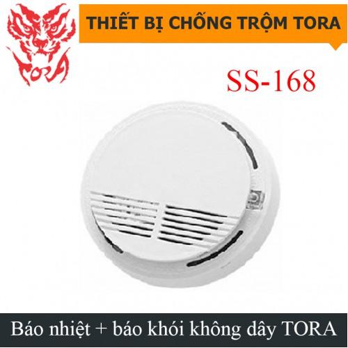 Đầu dò báo khói không dây KSA-SS168, đại lý, phân phối,mua bán, lắp đặt giá rẻ
