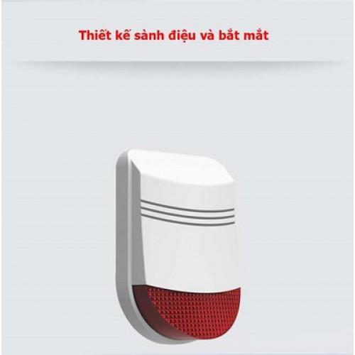 Còi báo động không dây công suất lớn KSA-70B, đại lý, phân phối,mua bán, lắp đặt giá rẻ