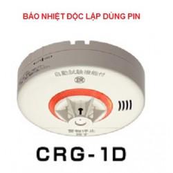 Đầu Báo Cháy Nhiệt Độ Cao Độc Lập NITTAN CRG-1D