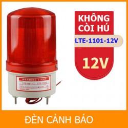 Đèn cảnh báo LTE-1101 Không Còi Hú điện 12V