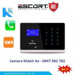 Tủ báo động báo cháy tự động ESC-08RF-GSM