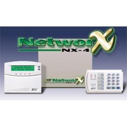 Bộ báo trộm báo cháy  trung tâm GE NetworX NX-4