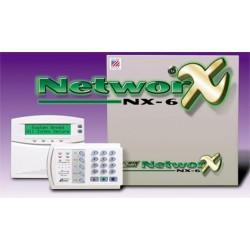 Bộ báo trộm báo cháy trung tâm GE NetworX NX-6