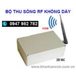 Bộ thu tín hiệu không dây RF tần số 315/433 mhz