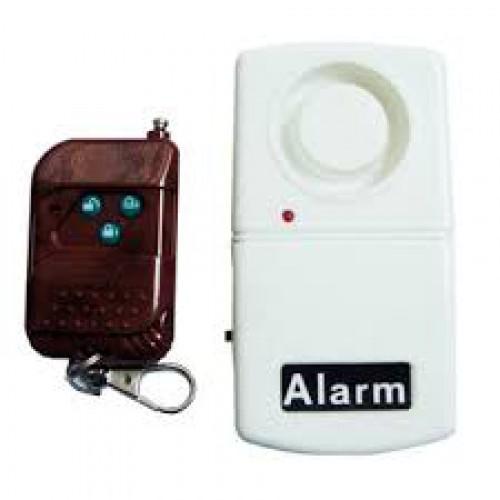 Còi hú báo động rung, va chạm, di chuyển đồ vật DC-113R, đại lý, phân phối,mua bán, lắp đặt giá rẻ